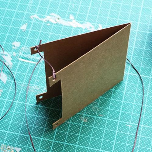 DIY 教師節小黑板造型手工卡片教學 (6)
