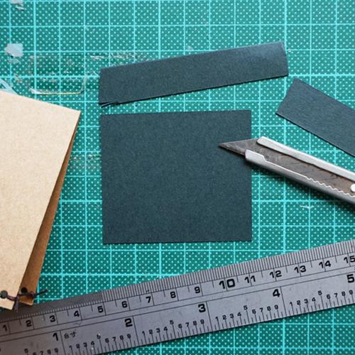 DIY 教師節小黑板造型手工卡片教學 (7)