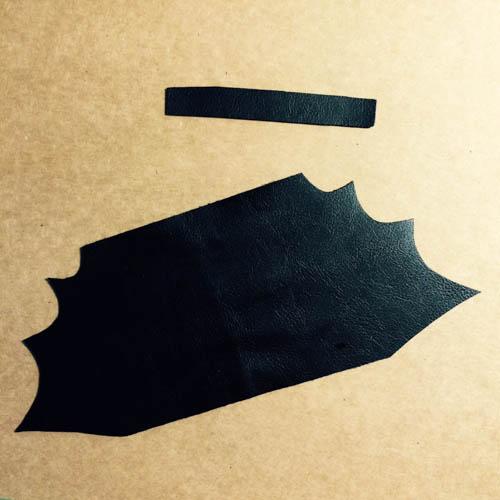 DIY 秝羽手作 萬聖節蝙蝠蝴蝶結髮箍 (3)