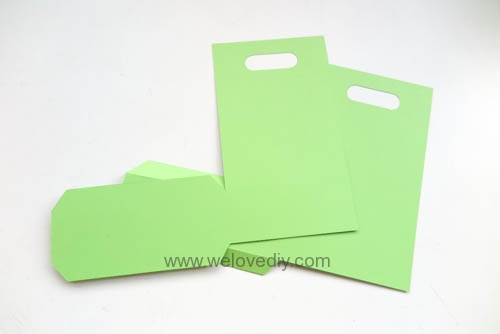 DIY 萬聖節手作應景紙袋禮物包裝 (2)