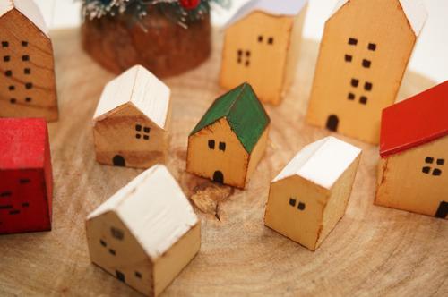 DIY 聖誕節手工耶誕氣氛歐風小木屋 HAO HUO 好貨概念實驗室 (11)