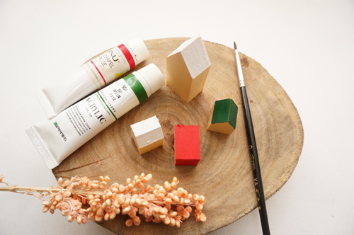 DIY 聖誕節手工耶誕氣氛歐風小木屋 HAO HUO 好貨概念實驗室 (3)