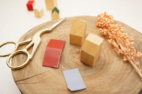 DIY 聖誕節手工耶誕氣氛歐風小木屋 HAO HUO 好貨概念實驗室 (4)