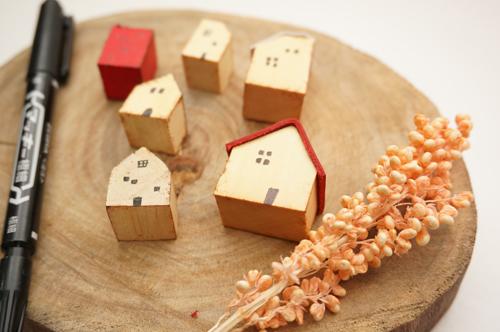 DIY 聖誕節手工耶誕氣氛歐風小木屋 HAO HUO 好貨概念實驗室 (7)