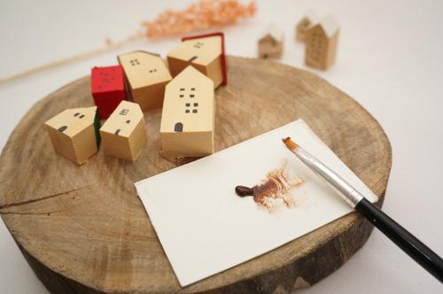 DIY 聖誕節手工耶誕氣氛歐風小木屋 HAO HUO 好貨概念實驗室 (8)