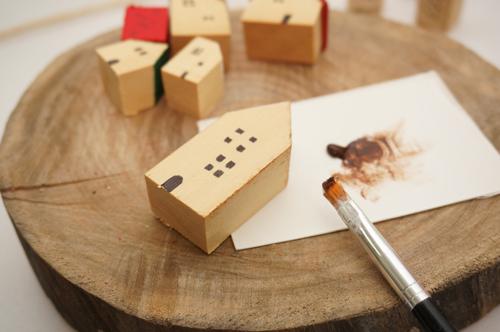 DIY 聖誕節手工耶誕氣氛歐風小木屋 HAO HUO 好貨概念實驗室 (9)