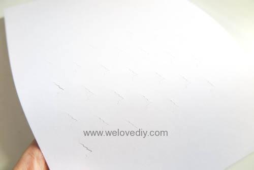 iCRAFT Christmas tree cutout cut and fold card 手作拼貼切割機聖誕節聖誕樹造型卡片 (1)
