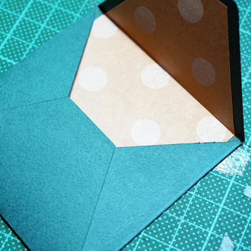 DIY 聖誕節可愛聖誕樹串旗卡片手作信封 CHUAN HANDMADE (9)
