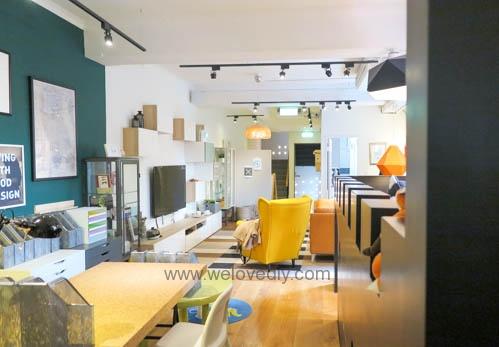 IKEA HOUSE 宜家家居 華山文創園區 3F 居家空間 (1)