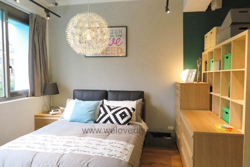 IKEA HOUSE 宜家家居 華山文創園區 3F DIY 居家空間佈置 (1)
