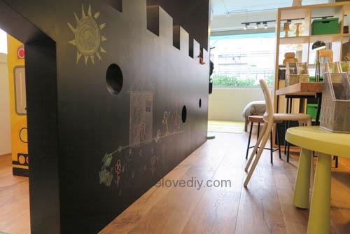 IKEA HOUSE 宜家家居 華山文創園區 3F DIY 居家空間佈置 (4)