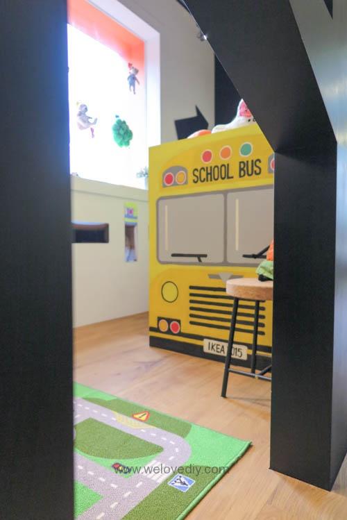 IKEA HOUSE 宜家家居 華山文創園區 3F DIY 居家空間佈置 (5)