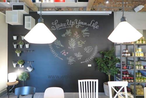 IKEA HOUSE 宜家家居 華山文創園區 4F 餐廳 廚房 (1)