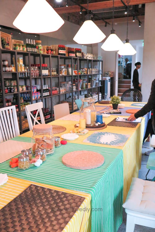 IKEA HOUSE 宜家家居 華山文創園區 4F 餐廳 廚房 (2)