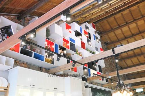 IKEA HOUSE 宜家家居 華山文創園區 4F 餐廳 廚房 (4)