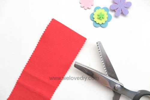 DIY 春節親子手作不織布紅包袋 DAISO 大創材料 (16)