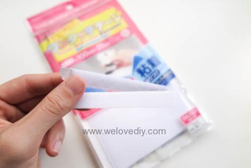 DIY 春節親子手作不織布紅包袋 DAISO 大創材料 (6)