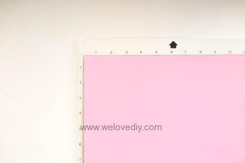 DIY iCRAFT 手作拼貼切割機情人節 LOVE 愛心紙做燈罩 (1)