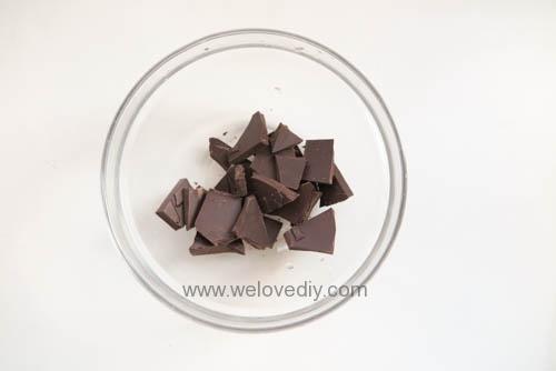 DIY Hot Chocolate Spoon 婚禮小物 情人節 熱可可咖啡巧克力湯匙 (4)