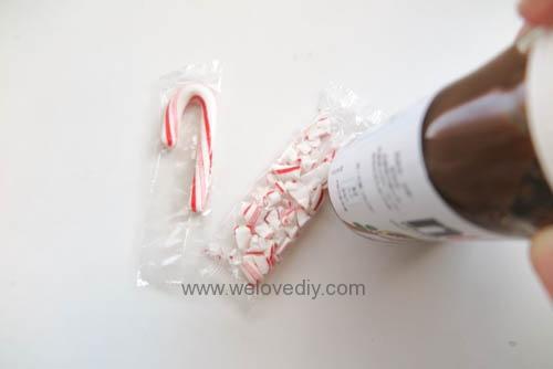 DIY Hot Chocolate Spoon 婚禮小物 情人節 熱可可咖啡巧克力湯匙 (5)