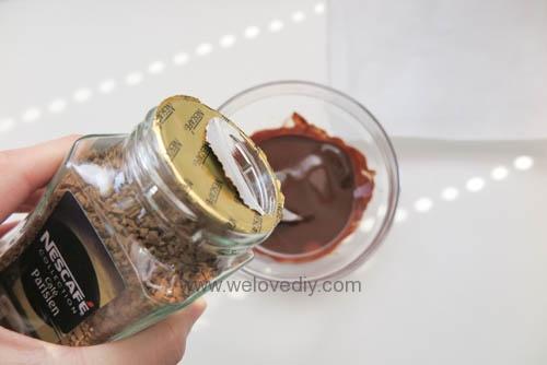 DIY Hot Chocolate Spoon 婚禮小物 情人節 熱可可咖啡巧克力湯匙 (9)