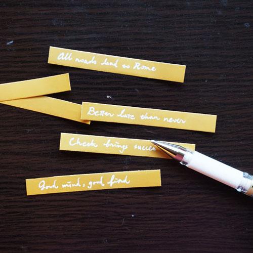 DIY fortune cookie 春節新年幸運籤餅手作教學 (13)