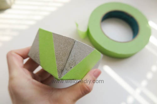 DIY 手作水泥容器燭台盆栽工業風家居擺飾 (13)