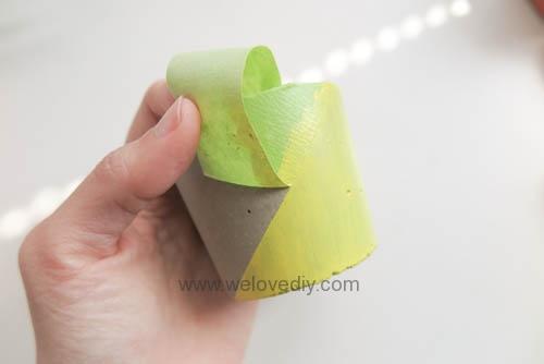 DIY 手作水泥容器燭台盆栽工業風家居擺飾 (15)