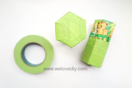 DIY 手作水泥容器燭台盆栽工業風家居擺飾 (2)