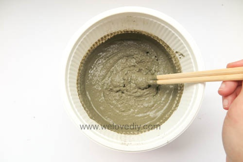 DIY 手作水泥容器燭台盆栽工業風家居擺飾 (6)