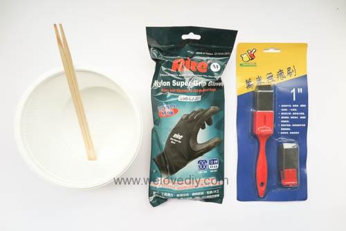 DIY 特力屋手作水泥容器燭台盆栽工業風家居擺飾 (3)
