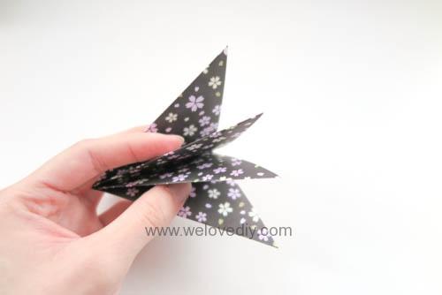 DIY 花朵摺紙教學 (10)