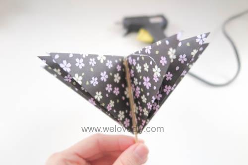 DIY 花朵摺紙教學 (14)