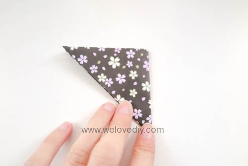 DIY 花朵摺紙教學 (9)