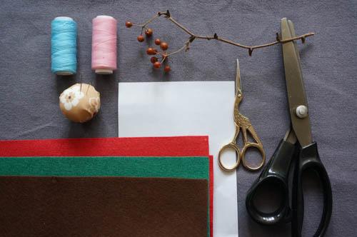 DIY 超easy不織布面紙套 好貨概念實驗室 (1)