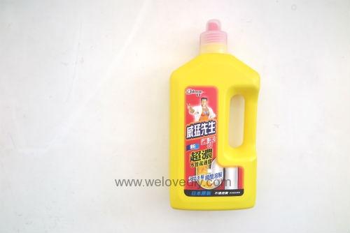 SC Johnson 威猛先生 通樂超濃水管疏通膠 家事產品評價