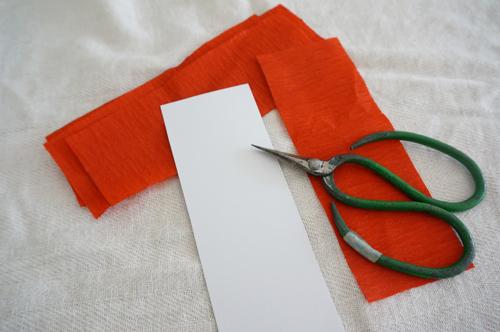 DIY 母親節手作皺紋紙康乃馨 HAO HUO 好貨 (4)