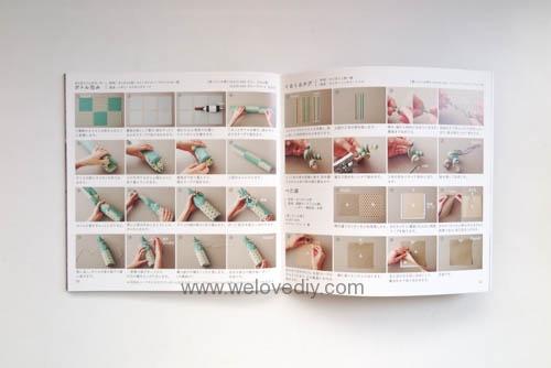 MIDORI Origami 玩色紙 教學書 (2)