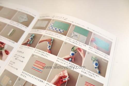 MIDORI Origami 玩色紙 教學書 (4)