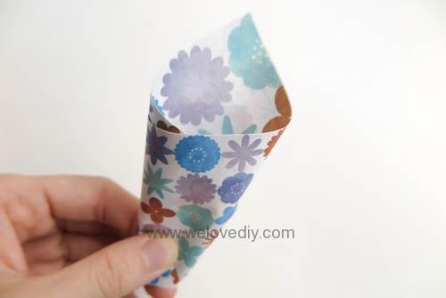 MIDORI Petit Gift Market PGM Origami 玩色紙 (12)