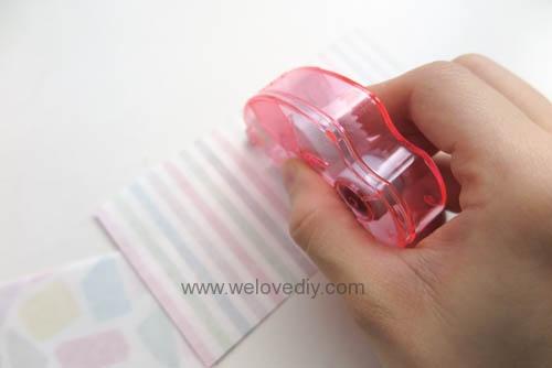 MIDORI Petit Gift Market PGM Origami 玩色紙 (4)