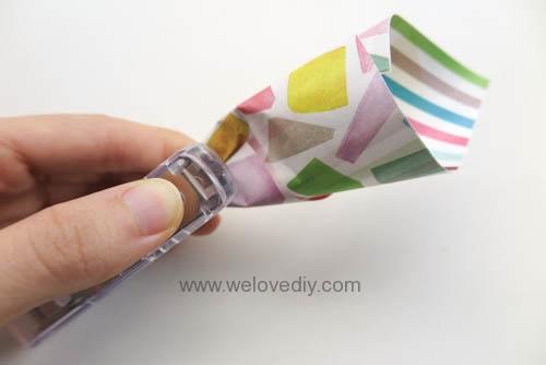 MIDORI Petit Gift Market PGM Origami 玩色紙 (7)