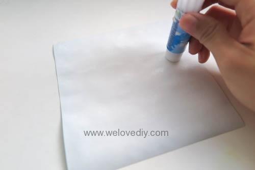 DIY 夏天水果西瓜簡易摺紙親子手作教學 (2)
