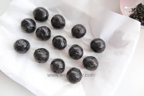 DIY OREO Truffles 情人節甜點三個材料做奧利奧餅乾松露巧克力 (11)