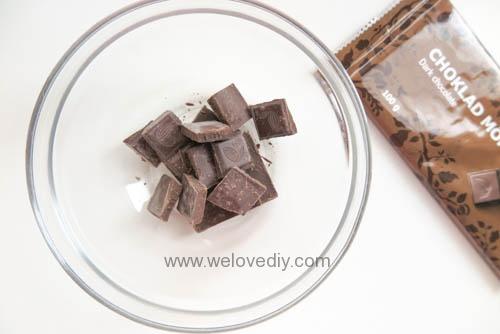 DIY OREO Truffles 情人節甜點三個材料做奧利奧餅乾松露巧克力 (12)