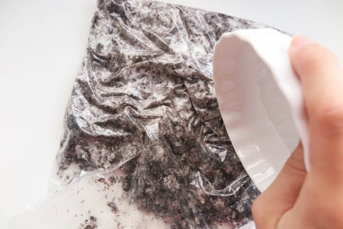 DIY OREO Truffles 情人節甜點三個材料做奧利奧餅乾松露巧克力 (4)