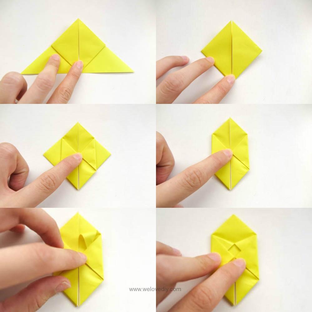 DIY Pokemon Go Pikachu 精靈寶可夢神奇寶貝立體皮卡丘摺紙