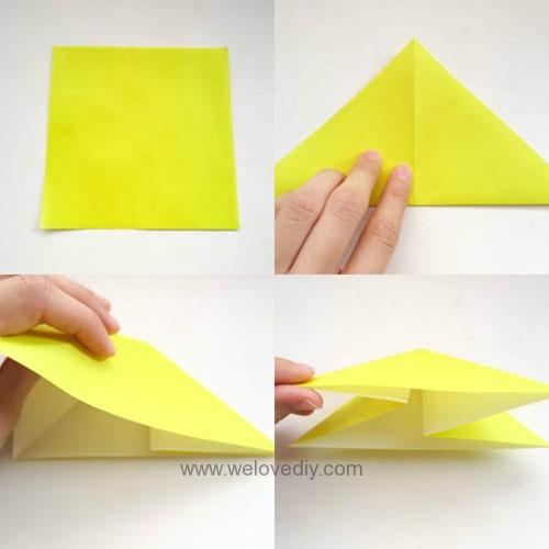 DIY Pokemon Go Pikachu 精靈寶可夢立體皮卡丘摺紙教學