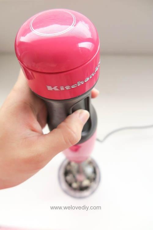 Kitchen Aid hand mixer 雙速手持式攪拌機