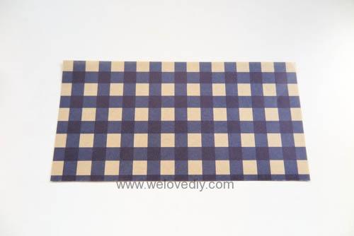 MIDORI Origami 父親節玩色紙手作立體領結摺紙 (10)